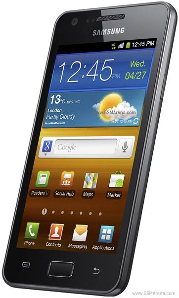 Samsung Galaxy R официально и в России.