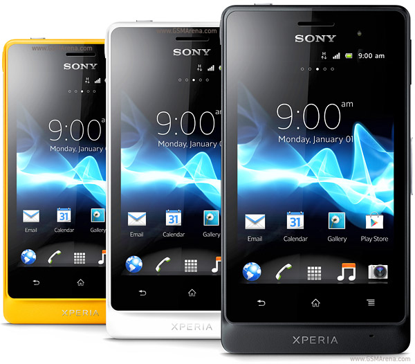 [Official Lounge] Sony Xperia Go