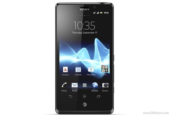 Sony Xperia TL Sony-xperia-tl