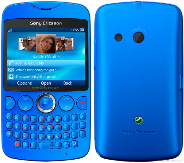 Sony Ericsson txt Mobile Phone 3.2MP wi-fi Images/Pictures