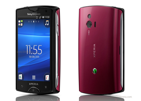 Sony Ericsson Xperia mini Android SmartPhone 5MP wi-fi Images/Pictures