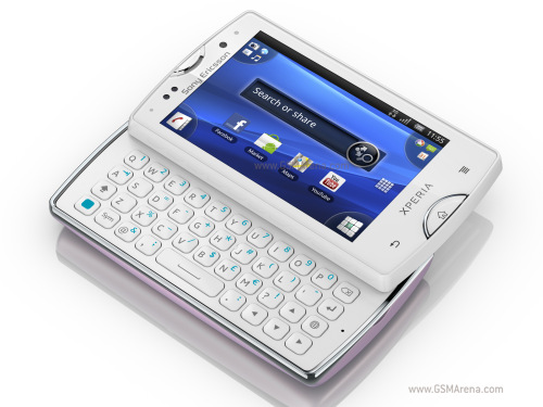 Sony Ericsson Xperia mini pro Android SmartPhone 5MP wi-fi Images/Pictures
