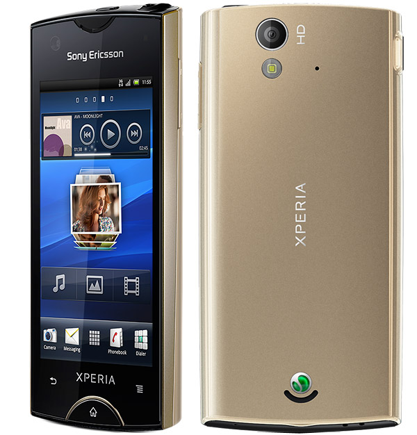 Sony Ericsson Xperia ray Android SmartPhone 8MP wi-fi Images/Pictures