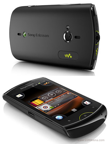 Sony Ericsson Live with Walkman Android SmartPhone 5MP wi-fi Images/Pictures