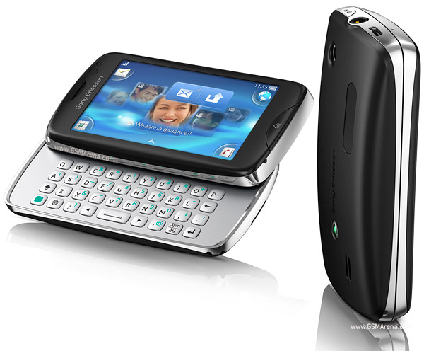 Sony Ericsson txt pro TouchScreen Mobile Phone 3.2MP wi-fi Images/Pictures