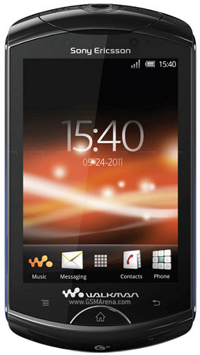 Sony Ericsson WT18i TouchScreen Android SmartPhone 3.2 MP wi-fi Images/Pictures