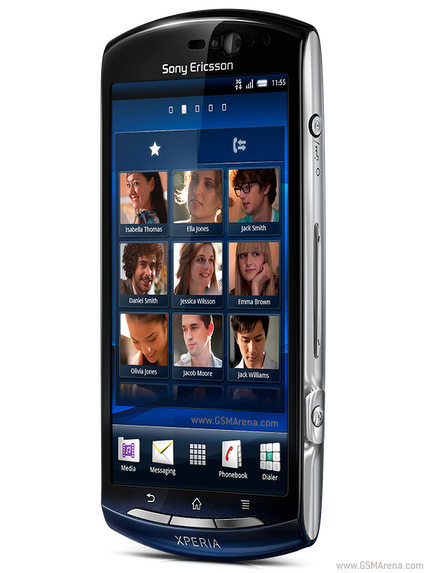Sony Ericsson Xperia Neo Android SmartPhone 8 MP wi-fi Images/Pictures