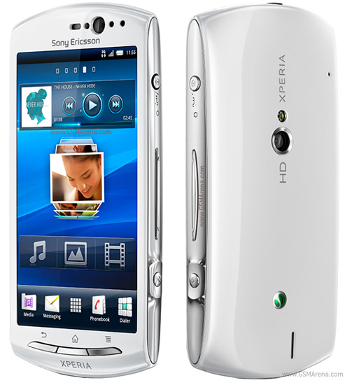 Sony Ericsson Xperia neo V Android SmartPhone 5MP wi-fi Images/Pictures