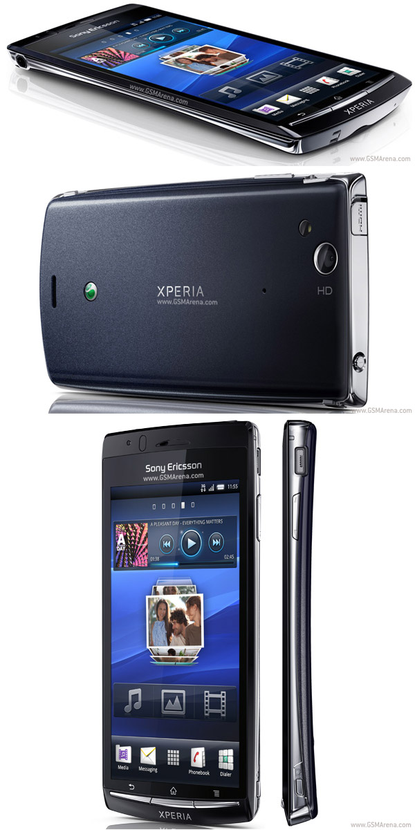 Sony Ericsson Xperia Arc Android SmartPhone 8 MP wi-fi Images/Pictures