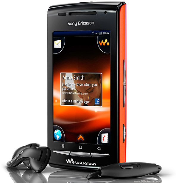 Sony Ericsson W8 TouchScreen Android SmartPhone 3.2 MP wi-fi Images/Pictures