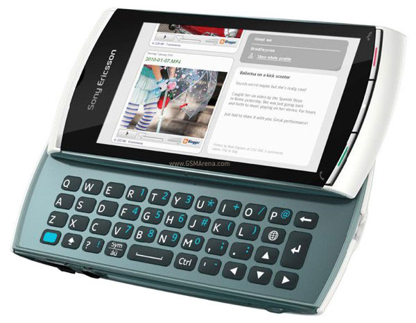 Sony Ericsson Vivaz pro Symbian SmartPhone 5MP wi-fi Images/Pictures