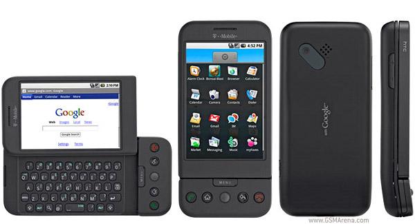 t mobile g1 black
