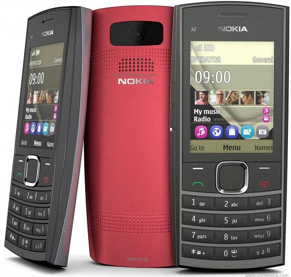 Nokia X2 05 Ponsel Musik Murah Meriah Harga 500 Ribuan Ada Memori