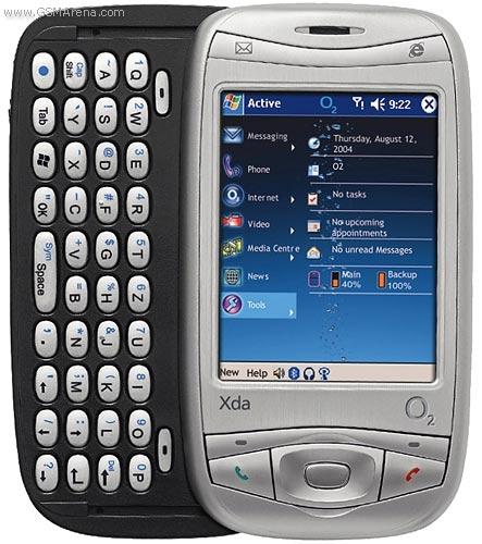 QWERTY клавиатура.  Вид корпуса.  2005. Вес телефона.  TFT.