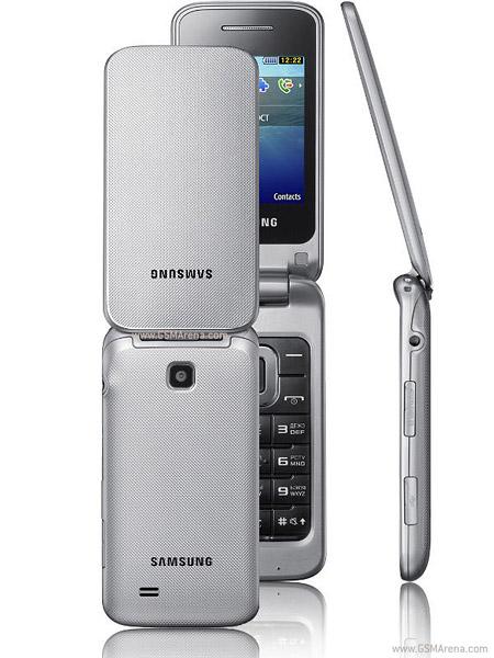 Samsung C3520 La Fleur Ponsel Lipat Unik Cocok Untuk Kaum Hawa