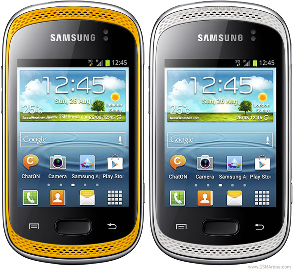 سامسونج: هاتف Galaxy Music الجديد