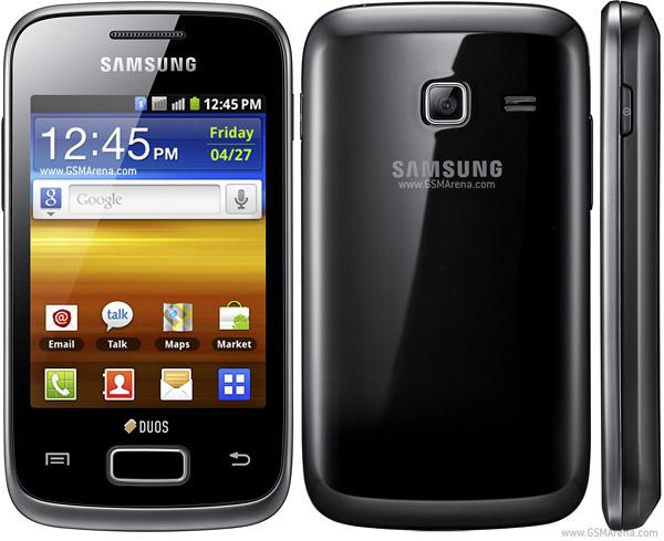 بررسی گوشی سامسونگ Galaxy Y Duos S6102